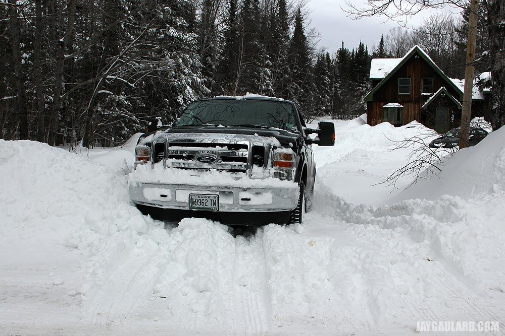 F250 Snow