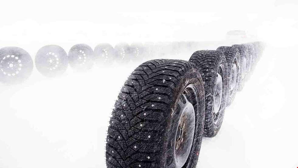 Enter Hakka 9 The 2017 Naf Winter Tire Test